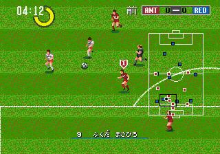 Play J. League Pro Striker Perfect Online