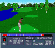Play Jack Nicklaus' Power Challenge Golf Online