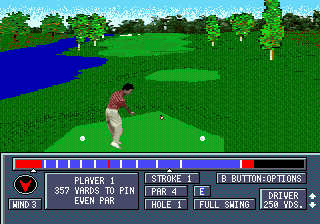 Play Jack Nicklaus' Power Challenge Golf Online
