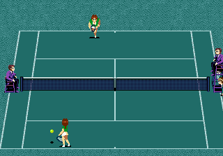 Play Jennifer Capriati Tennis Online