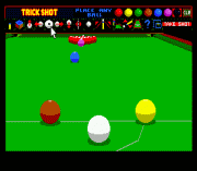 Play Jimmy White's Whirlwind Snooker Online