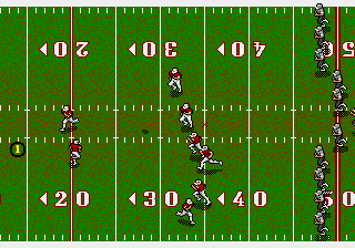 Play Joe Montana II Sports Talk Football Online