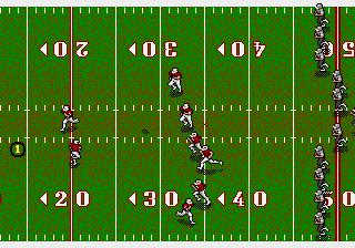 Play Joe Montana II Sports Talk Football Online