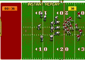 Play Joe Montana Sports Talk Football Online