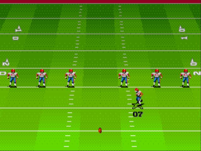 Play John Madden Football – Championship Edition Online