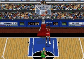 Play Jordan vs Bird – One on One Online