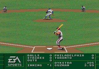 Play La Russa Baseball 95 Online