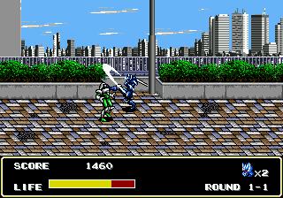 Play Mazin Saga Mutant Fighter Online