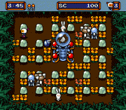 Play Mega Bomberman Online