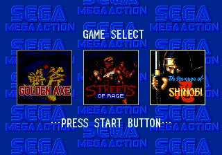 Play Mega Games 2 Online