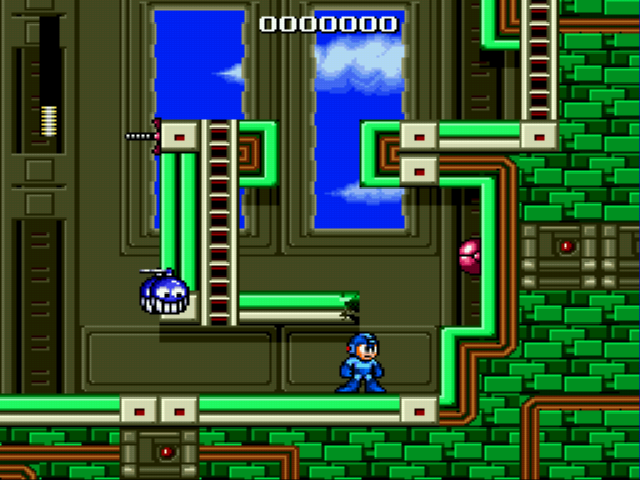 Play Mega Man – The Wily Wars SRAM Save Hack Online