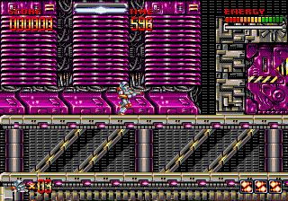 Play Mega Turrican Online