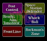 Play Menacer 6-Game Cartridge Online