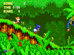 Play Metal Sonic 3 & Knuckles (Beta) Online