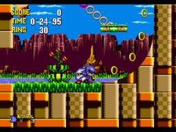 Play Metal Sonic Hyperdrive Online