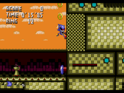 Play Metal Sonic Hyperdrive (Beta 2) Online