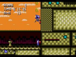 Play Metal Sonic Hyperdrive (Beta 2) Online