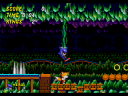 Play Metal Sonic in Sonic 2 (Beta) Online