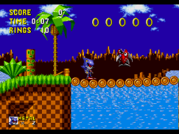 Play Metal Sonic in Sonic the Hedgehog Online
