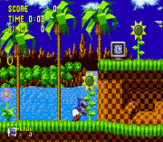 Play Metal Sonic in Sonic the Hedgehog (Beta) Online