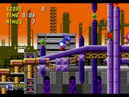 Play Metal Sonic in Sonic the Hedgehog 2 Online