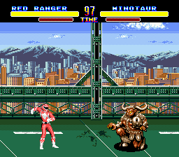play mighty morphin power rangers play sega genesis mega drive through