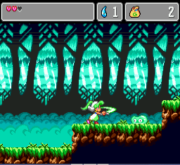 Play Monster World IV (english translation) Online
