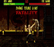 Play Mortal Kombat 2 Online