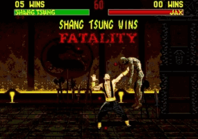 Play Mortal Kombat 2 Online - Play All Sega Genesis / Mega