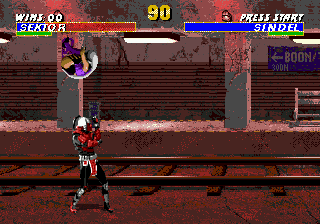 Play Mortal Kombat 3 Online - Play All Sega Genesis / Mega
