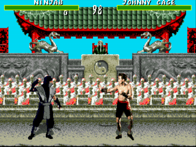 Play Mortal Kombat 6 28 People Online