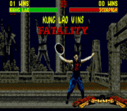 Play Mortal Kombat II Unlimited Online