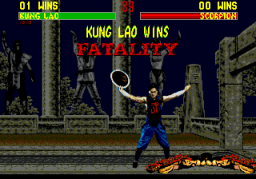 Play Mortal Kombat II Unlimited Online