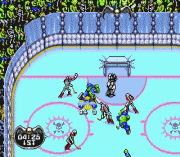 Play Mutant League Hockey Online