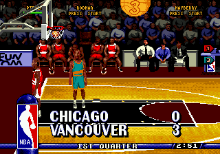 Play NBA Hang Time Online