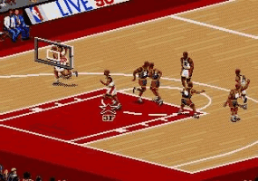 Play NBA Live '96 Online