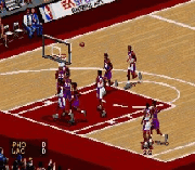 Play NBA Live '98 Online