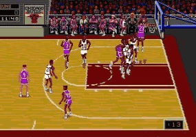 Play NBA Showdown '94 Online