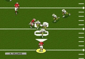 Play NFL Football 94 with Joe Montana Online