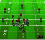 Play NFL Quaterback Club Online
