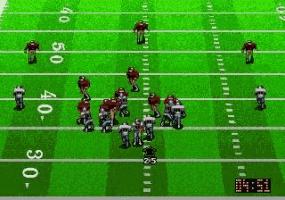 Play NFL Quaterback Club Online