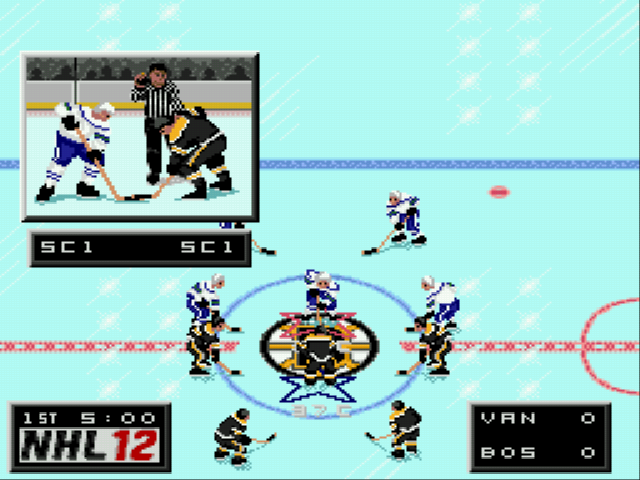 Play NHL '12 – Playoff Edition Online