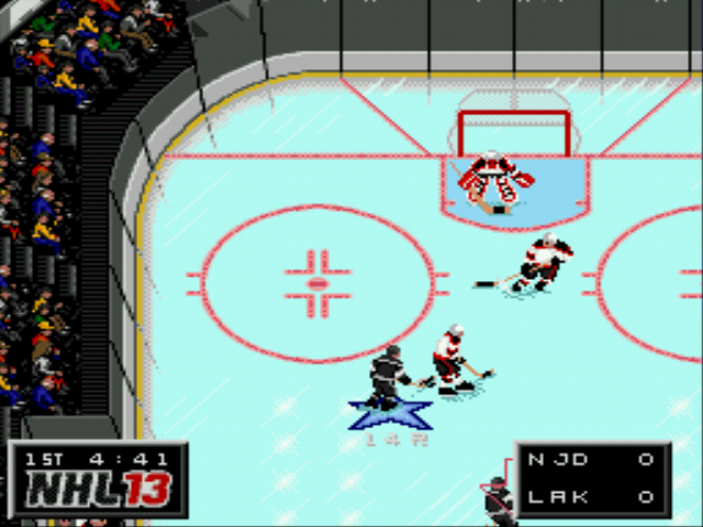 Play NHL '13 – Playoff Edition Online