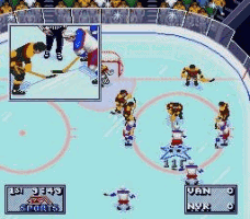 Play NHL '95 Online