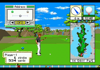 Play New 3D Golf Simulation Devil's Course Online - Play All Sega