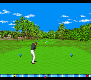 Play New 3D Golf Simulation Harukanaru Augusta Online
