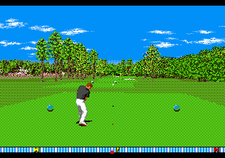Play New 3D Golf Simulation Harukanaru Augusta Online