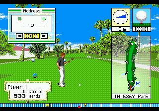 Play New 3D Golf Simulation Waialae no Kiseki Online