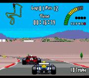 Play Nigel Mansell's World Championship Racing Online