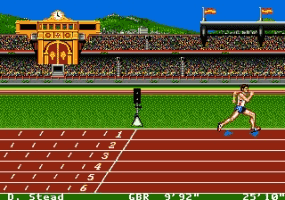 Play Olympic Gold Barcelona 92 Online